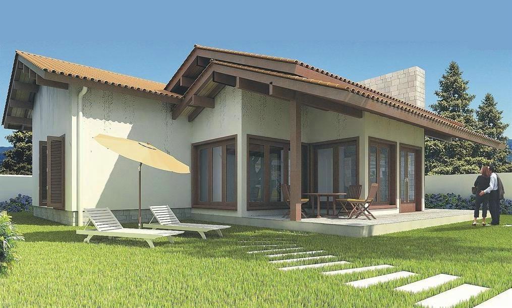 Inmobiliaria for Casas modernas rurales